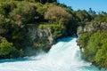 Huka Falls Royalty Free Stock Photo