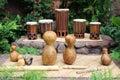 Hula instruments Royalty Free Stock Photo