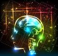 Člověk mozek