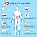 Human Digestive System Diseases