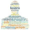 Human Resource Management Royalty Free Stock Photo