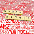 Human rights Royalty Free Stock Photo