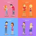 Human Temperament Fundamental Personality Types.