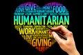 Humanitarian Royalty Free Stock Photo
