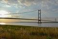 The Humber Bridge Royalty Free Stock Photo