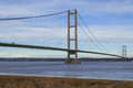 Humber Bridge Royalty Free Stock Photo