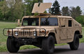Humvee Royalty Free Stock Images