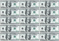 Hundred dollar notes Royalty Free Stock Photo