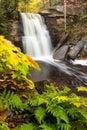 Hungarian Falls in the Keweenaw Peninsula of Michigan, USA