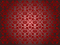 Hungarian seamless pattern illustration Royalty Free Stock Images