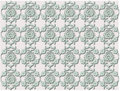Hungarian seamless pattern illustration Stock Photos