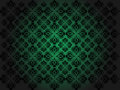 Hungarian seamless pattern illustration Royalty Free Stock Photos