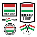 Hungary quality label set for goods