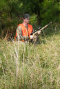 Hunter - Hunting - Sportsman Stock Photos