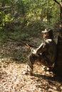 Hunter - Hunting - Sportsman Royalty Free Stock Photo