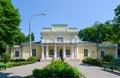 Hunting Lodge, Gomel, Belarus Royalty Free Stock Photo