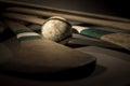 Hurling Ball Close Up Royalty Free Stock Photo