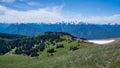 Hurricane Ridge, Olympic National Park, WA Royalty Free Stock Photo