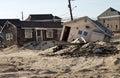 Hurricane Sandy Damage Royalty Free Stock Photo
