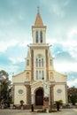 Huyen Sy Church in Ho Chi Minh City (Saigon)