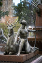 Hyde park sydney famous mythological archibald fountain in Stock Photos