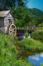 Hyde's Mill Ridgeway Wisconsin Royalty Free Stock Photo