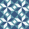 Hydraulic vintage cement tiles encaustic seamless pattern vector eps Royalty Free Stock Photo
