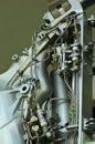 Hydraulics Royalty Free Stock Photo