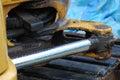 Hydraulics Shaft
