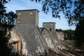 Hydroelectric power station in Imatra Royalty Free Stock Image
