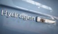 Hydrogen Car Royalty Free Stock Photo