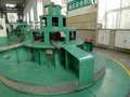 Hydropower station interior sichuan china Royalty Free Stock Photos