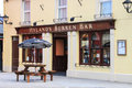 Hyland's Burren Bar in Ballyvaughan, Ireland Royalty Free Stock Photo