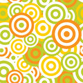 Hypnotic seamless pattern background vector illustration this is file of eps format Stock Image