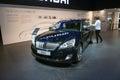 Hyundai equus frankfurt international motor show iaa Stock Images