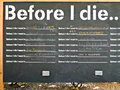 Before I die Royalty Free Stock Photo