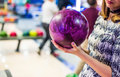 I love Bowling Royalty Free Stock Photo
