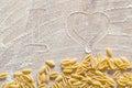 I love pasta Royalty Free Stock Photo