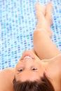 I love spa! Royalty-vrije Stock Afbeeldingen