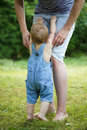 I wanna be with mom toddler want to s hands Royalty Free Stock Images