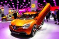 Iaa frankfurt am main germany september french car renault captur concept exhibited at the annual internationale automobil Stock Photography
