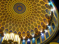 Ibn Batutta Mall dome Royalty Free Stock Images