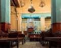 Ibn Danan Synagogue in Mellah. Fez El Jdid, Morocco. Royalty Free Stock Photo