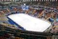 Ice arena Royalty Free Stock Photo