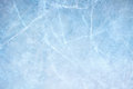 Ice blue textured frozen rink winter background Stock Photography