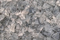 Ice chips the background of pieces of Royalty Free Stock Photos