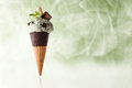 Ice Cream Cone Flavored Mint C...