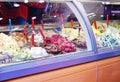 Photo : Ice cream shop  front