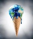 Ice Cream World - Climate Change
