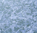 Ice crystals pattern Stock Photo